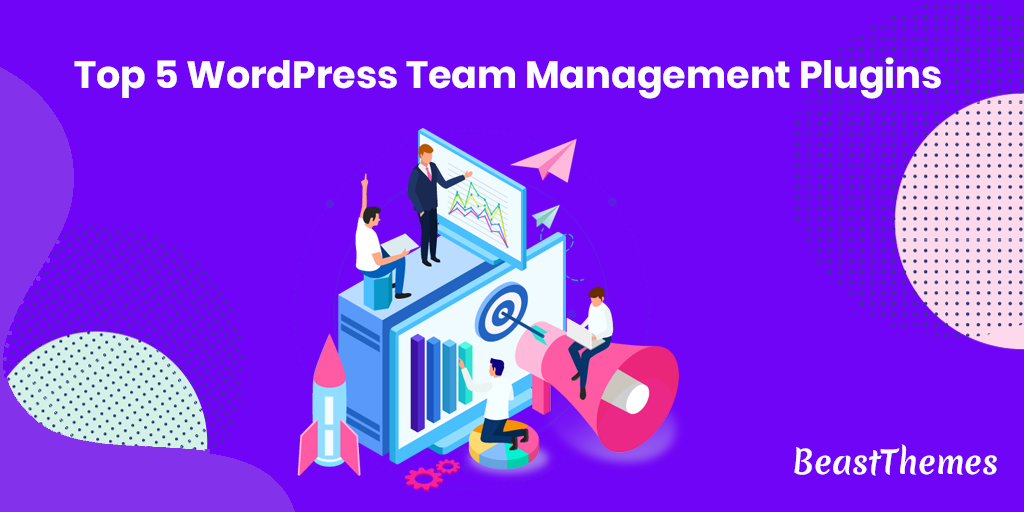 Wordpress top 5 plugins for time management system