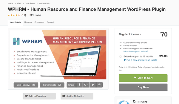 Human resource and finance management