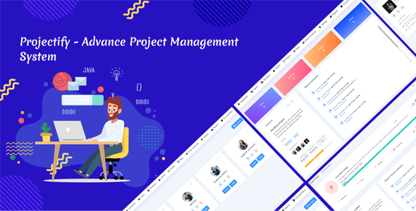 Projectify - Advanced project management system