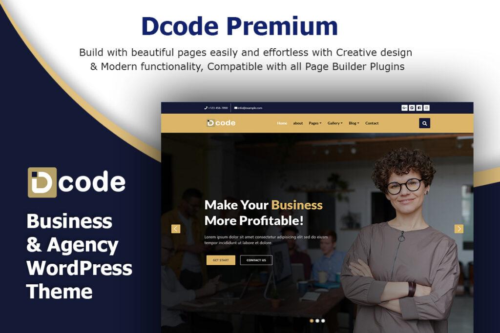 Dcode Premium version