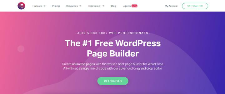 WordPress Theme - Elementor