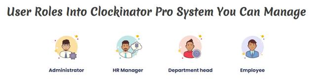 Clockinator Pro - Time Management system - 6